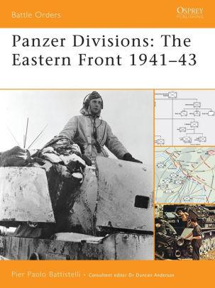 Image for PANZER DIVISIONS: THE EASTERN FRONT 1941-43