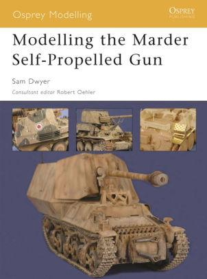 Image for MODELLING THE MARDER SELF-PROPELLED GUN