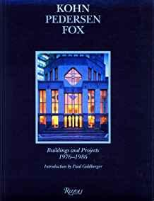Image for KOHN PEDERSEN FOX: BUILDINGS AND PROJECTS 1976-1986