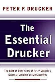 Image for ESSENTIAL DRUCKER, THE