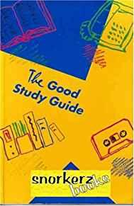Image for THE GOOD STUDY GUIDE (COURSE D103)