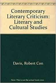 Image for CONTEMPORARY LITERARY CRITICISM: LITERARY AND CULTURAL STUDIES