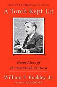 Image for A TORCH KEPT LIT: GREAT LIVES OF THE TWENTIETH CENTURY