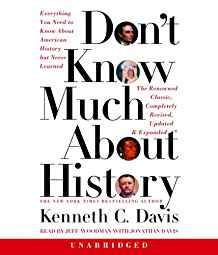 Image for DON'T KNOW MUCH ABOUT HISTORY - UPDATED AND REVISED EDITION