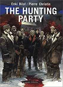 Image for THE HUNTING PARTY