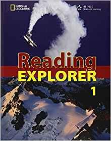 Image for READING EXPLORER 1: EXPLORE YOUR WORLD