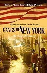 Image for THE GANGS OF NEW YORK -- AN INFORMAL HISTORY OF THE UNDERWORLD