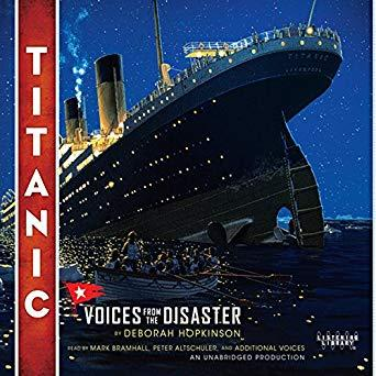 Image for TITANIC: VOICES FROM THE DISASTER