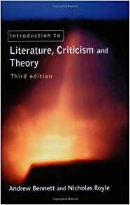 Image for AN INTRODUCTION TO LITERATURE, CRITICISM AND THEORY