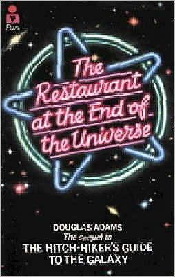 Image for THE RESTAURANT AT THE END OF THE UNIVERSE