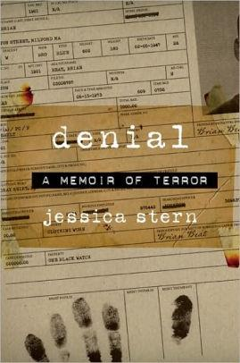 Image for DENIAL: A MEMOIR OF TERROR