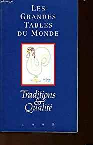 Image for LES GRANDES TABLES DU MONDE (HM EDITIONS)