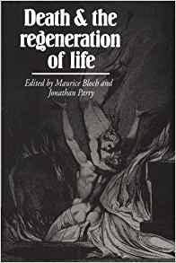 Image for DEATH AND THE REGENERATION OF LIFE