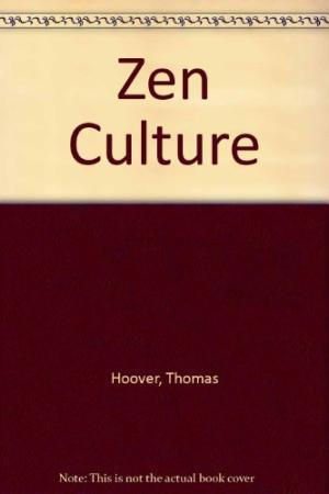 Image for ZEN CULTURE - ROUTLEDGE LIBRARY EDITIONS: NATURAL RESOURCES