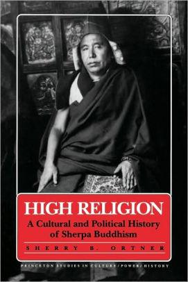 Image for HIGH RELIGION: A CULTURAL AND POLITICAL HISTORY OF SHERPA BUDDHISM