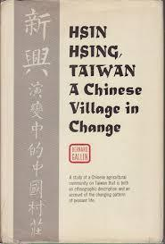 Image for HSIN HSING, TAIWAN; A CHINESE VILLAGE IN CHANGE