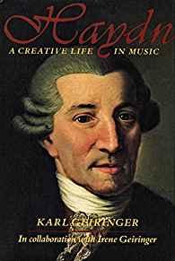 Image for HAYDN: A CREATIVE LIFE IN MUSIC