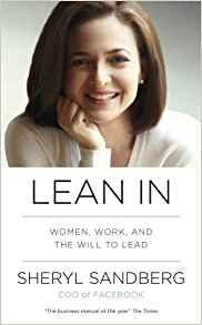 Image for LEAN IN WOMEN, WORK, AND THE WILL TO LEAD