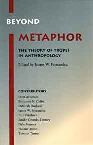 Image for BEYOND METAPHOR: THE THEORY OF TROPES IN ANTHROPOLOGY