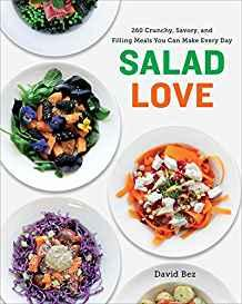 Image for SALAD LOVE: CRUNCHY, SAVORY, AND FILLING MEALS YOU CAN MAKE EVERY DAY