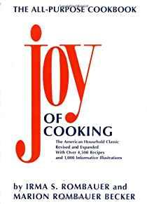 Image for THE JOY OF COOKING, REVISED AND EXPANDED EDITION