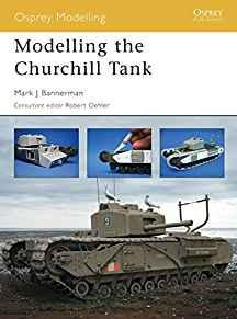Image for MODELLING THE CHURCHILL TANK