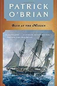 Image for BLUE AT THE MIZZEN (VOL. BOOK 20)