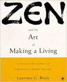 Image for ZEN AND THE ART OF MAKING A LIVING: A PRACTICAL GUIDE TO CREATIVE CAREER DE SIGN