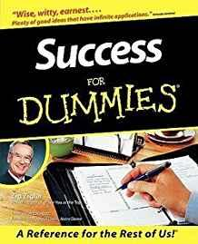 Image for SUCCESS FOR DUMMIES (PAPERBACK)--BY ZIG ZIGLAR [1998 EDITION] ISBN: 9780764 550614