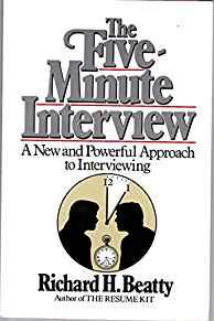 Image for THE FIVE-MINUTE INTERVIEW