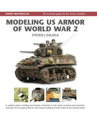 Image for MODELING US ARMOR OF WORLD WAR 2