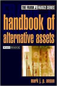 Image for THE HANDBOOK OF ALTERNATIVE ASSETS