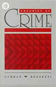 Image for THEORIES OF CRIME