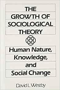 Image for GROWTH OF SOCIOLOGICAL THEORY: HUMAN NATURE, KNOWLEDGE AND SOCIAL CHANGE, T HE