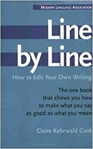 Image for LINE BY LINE: HOW TO EDIT YOUR OWN WRITING