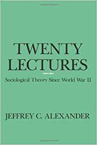 Image for TWENTY LECTURES