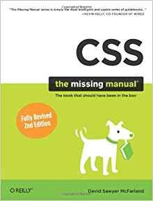 Image for CSS: THE MISSING MANUAL