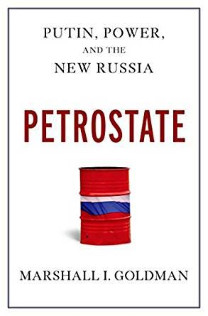 Image for PETROSTATE: PUTIN, POWER, AND THE NEW RUSSIA