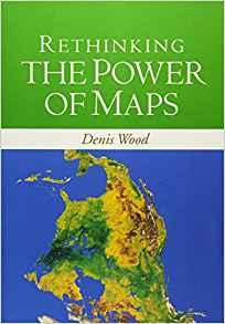 Image for RETHINKING THE POWER OF MAPS
