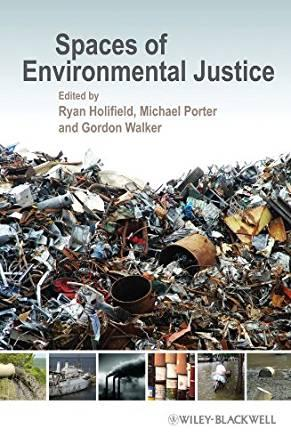 Image for SPACES OF ENVIRONMENTAL JUSTICE