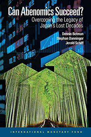 Image for CAN ABENOMICS SUCCEED? :OVERCOMING THE LEGACY OF JAPAN'S LOST DECADES