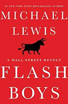 Image for FLASH BOYS: A WALL STREET REVOLT