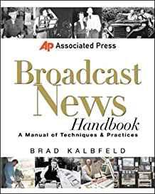 Image for ASSOCIATED PRESS BROADCAST NEWS HANDBOOK