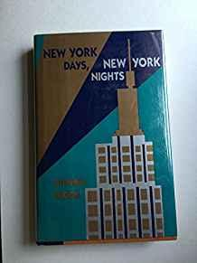 Image for NEW YORK DAYS, NEW YORK NIGHTS