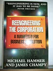 Image for REENGINEERING THE CORPORATION