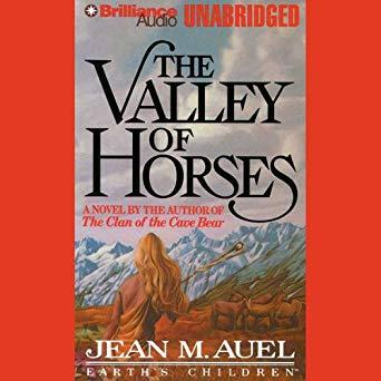 Image for THE VALLEY OF HORSES: EARTH'S CHILDREN, BOOK 2