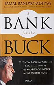 Image for A BANK FOR THE BUCK: THE STORY OF HDFC BANK