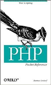 Image for PHP POCKET REFERENCE (POCKET REFERENCE (O'REILLY))
