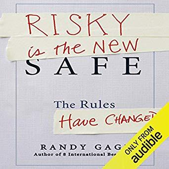 Image for RISKY IS THE NEW SAFE