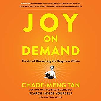 Image for JOY ON DEMAND: THE ART OF DISCOVERING THE HAPPINESS WITHIN